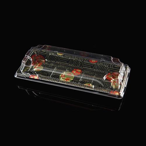 XYW-02 사각초밥용기세트x400개-박스(BR)